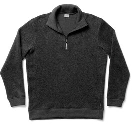 Houdini Alto Half-Zip Pullover Men, true black